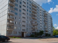 Novosibirsk, Kievskaya st, house 34. Apartment house