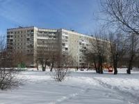 Новосибирск, улица Киевская, дом 20. многоквартирный дом