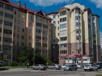 Новосибирск, улица Новосибирская, дом 10. многоквартирный дом