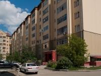 Novosibirsk, Novosibirskaya st, house 12. Apartment house