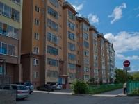 Новосибирск, улица Новосибирская, дом 14. многоквартирный дом