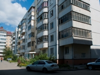Novosibirsk, Novosibirskaya st, house 16. Apartment house