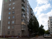 Novosibirsk, Novosibirskaya st, house 18. Apartment house