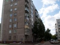 Новосибирск, улица Новосибирская, дом 18. многоквартирный дом