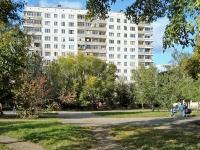 Новосибирск, улица Новосибирская, дом 24. многоквартирный дом