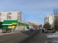 """Новосибирск, улица Новосибирская, дом 8. супермаркет """"Мария-РА"""""""