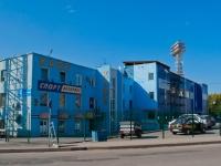 Новосибирск, стадион СИБСЕЛЬМАШ, улица Пархоменко, дом 2А