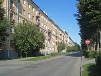 Новосибирск, улица Пархоменко, дом 6. многоквартирный дом