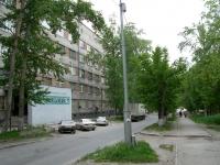 Новосибирск, улица Пархоменко, дом 9. академия Сибирская государственная геодезическая академия (СГГА)