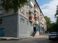 Novosibirsk, Parkhomenko st, house 14А. Apartment house