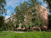 Новосибирск, улица Пархоменко, дом 22. многоквартирный дом
