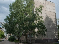 Novosibirsk, Parkhomenko st, house 76. Apartment house