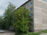 Novosibirsk, Parkhomenko st, house 82. Apartment house
