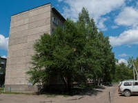 Novosibirsk, Parkhomenko st, house 92. Apartment house