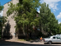 Novosibirsk, Parkhomenko st, house 94. Apartment house