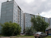 Novosibirsk, Parkhomenko st, house 112. Apartment house