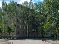 Novosibirsk, Parkhomenko st, house 124. Apartment house