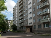 Novosibirsk, Parkhomenko st, house 126. Apartment house