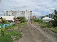 Novosibirsk, Parkhomenko st, house 128. Apartment house