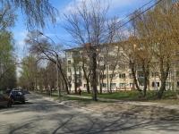 Новосибирск, улица Пархоменко, дом 18. многоквартирный дом