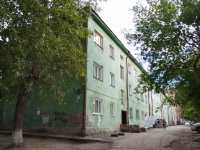 Novosibirsk, 1st Parkhomenko alley, house 28. Apartment house