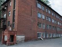 Новосибирск, Пархоменко 2-й  переулок, дом 3. общежитие