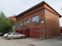 Novosibirsk, alley 2nd Parkhomenko, house 4А.