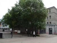 Новосибирск, Пархоменко 2-й  переулок, дом 5. правоохранительные органы Отдел милиции №7 УВД по Новосибирску