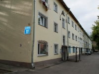 Новосибирск, Пархоменко 2-й  переулок, дом 11. многоквартирный дом