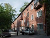 Новосибирск, Пархоменко 2-й  переулок, дом 13. многоквартирный дом