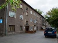 Новосибирск, Пархоменко 2-й  переулок, дом 19. многоквартирный дом