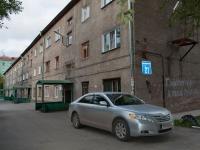 Новосибирск, Пархоменко 2-й  переулок, дом 21. многоквартирный дом