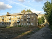 Novosibirsk, Khasanovskaya st, house 36/1. Apartment house