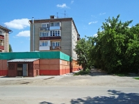 Novosibirsk, Yuzhnaya st, house 40/3. Apartment house