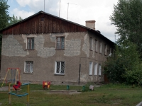 Novosibirsk, Yantarnaya st, house 46. Apartment house