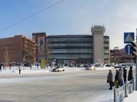 Novosibirsk, square Karl Marks, house 1. shopping center