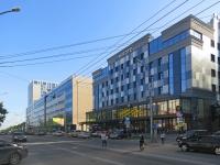 Novosibirsk, square Karl Marks, house 1/1. hotel