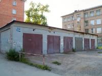 Новосибирск, Карла Маркса проспект, дом 29А. гараж / автостоянка