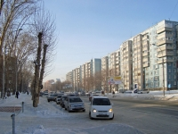 Novosibirsk, district Gorsky, house 2. Apartment house