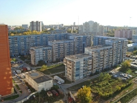 Novosibirsk, district Gorsky, house 4. Apartment house