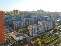 Новосибирск, Горский микрорайон, дом 4. многоквартирный дом