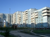 Novosibirsk, Gorsky district, house 4. Apartment house
