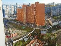 Новосибирск, Горский микрорайон, дом 6. многоквартирный дом