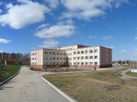 Новосибирск, Горский микрорайон, дом 7. школа №210