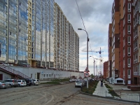 新西伯利亚市, Gorsky district, 房屋 8. 公寓楼