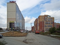 Novosibirsk, district Gorsky, house 8. Apartment house