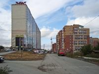 Новосибирск, Горский микрорайон, дом 8. многоквартирный дом