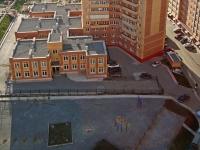 Новосибирск, Горский микрорайон, дом 11. многоквартирный дом