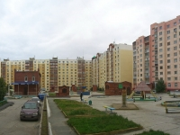 Novosibirsk, district Gorsky, house 39. Apartment house