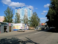 Novosibirsk, district Gorsky, house 43. Apartment house with a store on the ground-floor